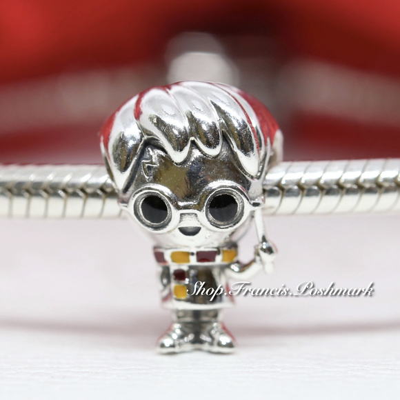 pandora harry potter charm